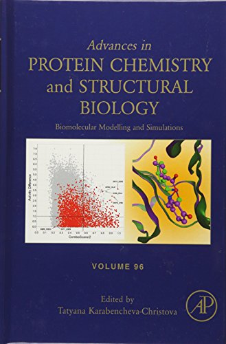 9780128000137: Biomolecular Modelling and Simulations, Volume 96 (Advances in Protein Chemistry and Structural Biology)