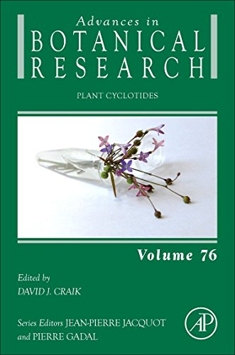 9780128000304: Plant Cyclotides, Volume 76 (Advances in Botanical Research)