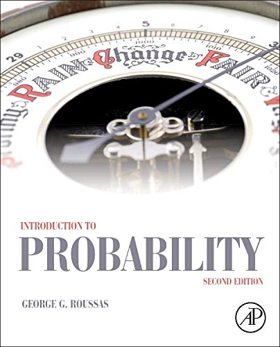 Introduction to Probability: Roussas, George