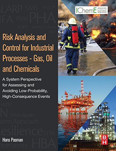 9780128000571: Risk Analysis and Control for Industrial Processes - Gas, Oil and Chemicals: A System Perspective for Assessing and Avoiding Low-Probability, High-Consequence Events