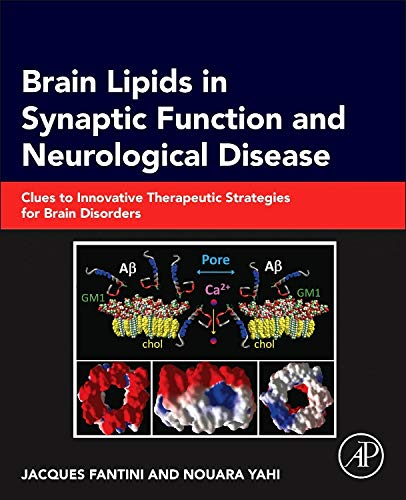 9780128001110: Brain Lipids in Synaptic Function and Neurological Disease: Clues to Innovative Therapeutic Strategies for Brain Disorders