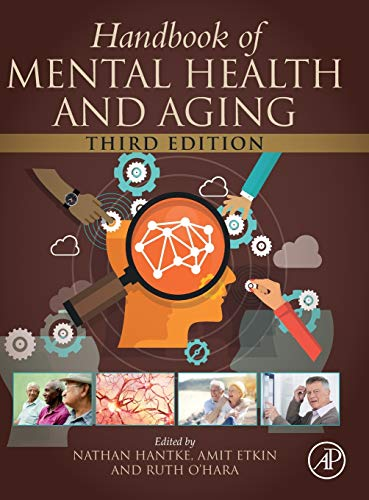 9780128001363: Handbook of Mental Health and Aging, Third Edition