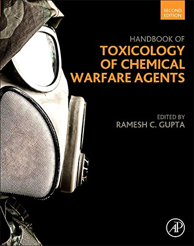 9780128001592: Handbook of Toxicology of Chemical Warfare Agents, Second Edition