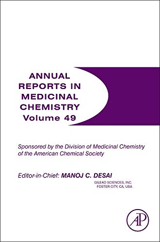 9780128001677: Annual Reports in Medicinal Chemistry, Volume 49