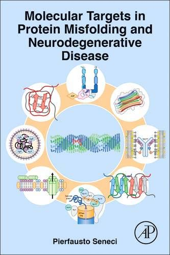 9780128001868: Molecular Targets in Protein Misfolding and Neurodegenerative Disease