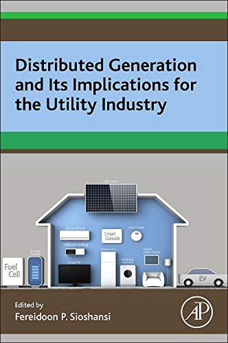 9780128002407: Distributed Generation and its Implications for the Utility Industry