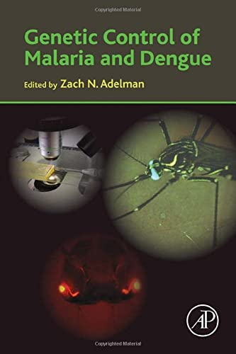 9780128002469: Genetic Control of Malaria and Dengue