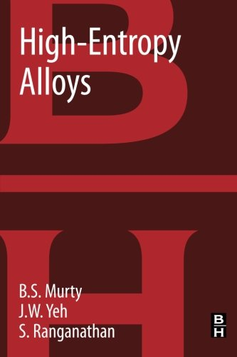 9780128002513: High-Entropy Alloys