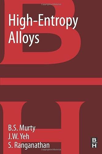 9780128002513: High-Entropy Alloys