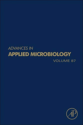 9780128002612: Advances in Applied Microbiology, Volume 87