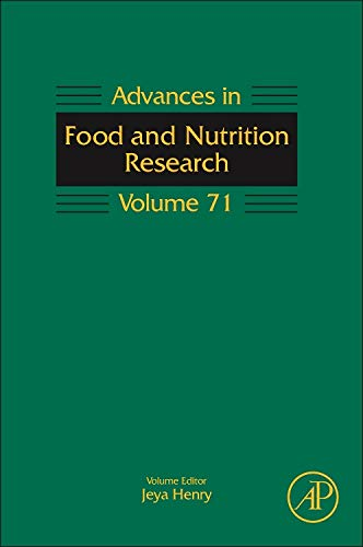 9780128002704: Advances in Food and Nutrition Research, Volume 71