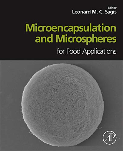 9780128003503: Microencapsulation and Microspheres for Food Applications