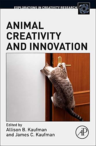 9780128006481: Animal Creativity and Innovation
