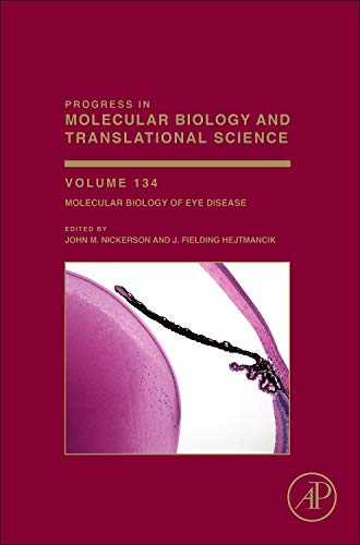 9780128010594: Molecular Biology of Eye Disease, Volume 134 (Progress in Molecular Biology and Translational Science)