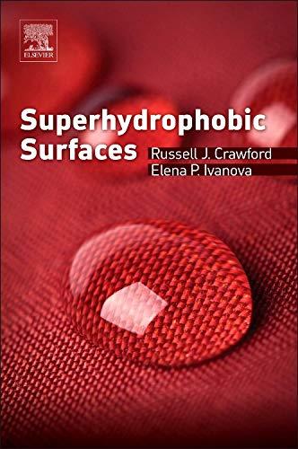 9780128011096: Superhydrophobic Surfaces