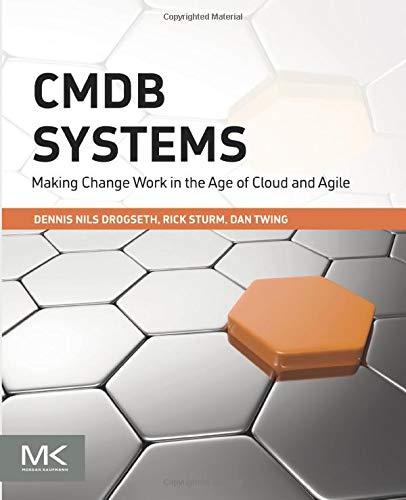 9780128012659: CMDB Systems