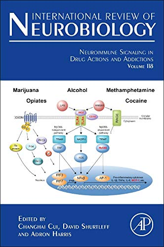 9780128012840: Neuroimmune Signaling in Drug  Actions and Addictions, Volume 118 (International Review of Neurobiology)