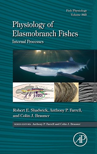 9780128012864: Physiology of Elasmobranch Fishes: Internal Processes, Volume 34B: Fish Physiology