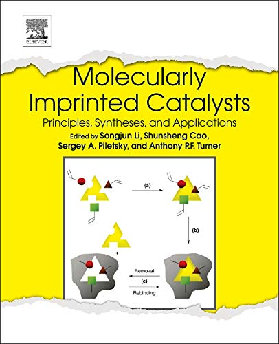 9780128013014: Molecularly Imprinted Catalysts: Principles, Syntheses, and Applications