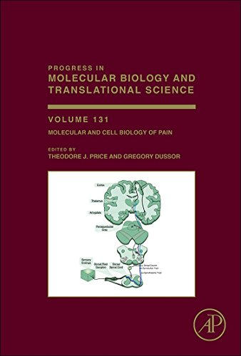 9780128013892: Molecular and Cell Biology of Pain, Volume 131 (Progress in Molecular Biology and Translational Science)