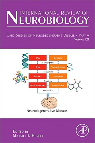 9780128014806: Omic Studies of Neurodegenerative Disease - Part A, Volume 121 (International Review of Neurobiology)