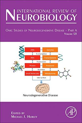 9780128014806: Omic Studies of Neurodegenerative Disease, Volume 121