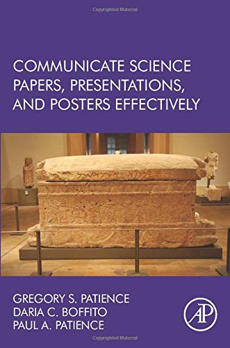9780128015001: Communicate Science Papers, Presentations, and Posters Effectively