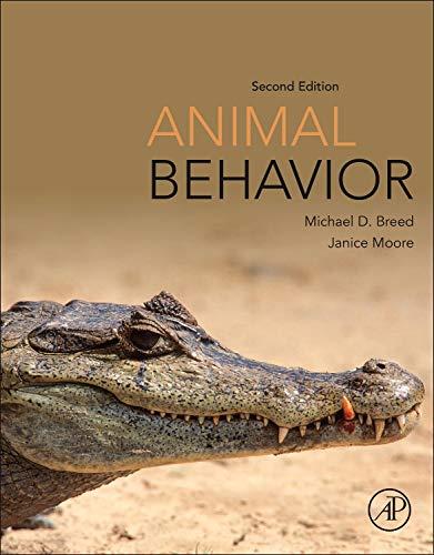 9780128015322: Animal Behavior, Second Edition