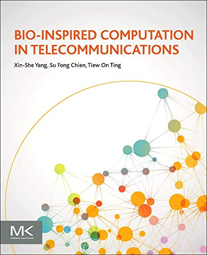 9780128015384: Bio-Inspired Computation in Telecommunications