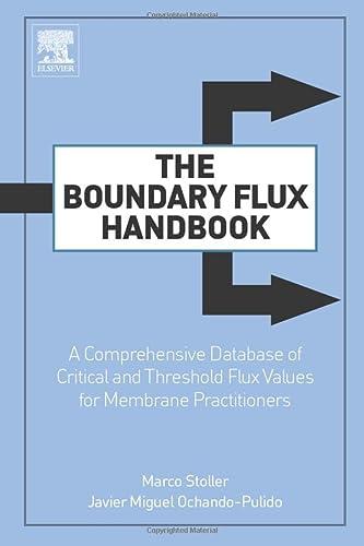 The Boundary Flux Handbook: A Comprehensive Database: Stoller, Marco, Ochando-Pulido,