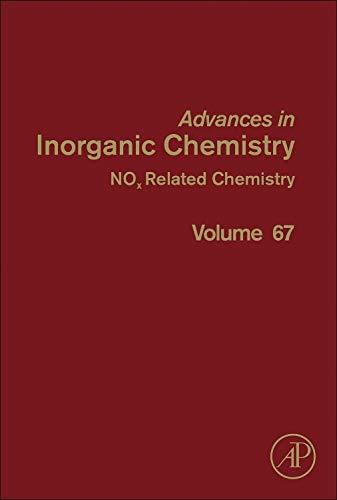 9780128017357: Nox Related Chemistry: 67 (Advances in Inorganic Chemistry)