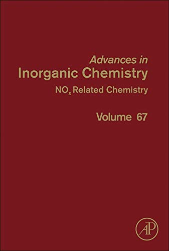 9780128017357: NOx Related Chemistry, Volume 67 (Advances in Inorganic Chemistry)