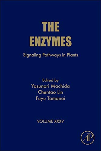 9780128019221: Signaling Pathways in Plants, Volume 35 (Enzymes)