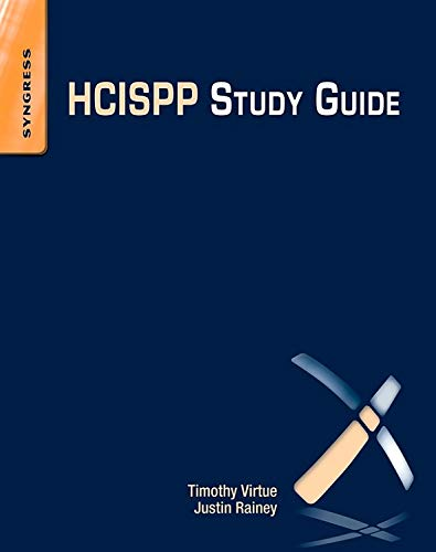 9780128020432: HCISPP Study Guide