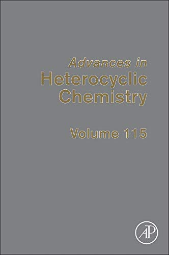 9780128021293: Advances in Heterocyclic Chemistry, Volume 115