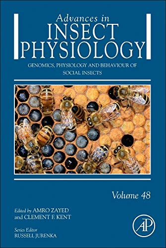 9780128021576: Genomics, Physiology and Behaviour of Social Insects, Volume 48 (Advances in Insect Physiology)