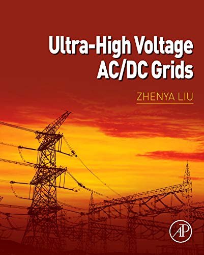 9780128021613: Ultra-high Voltage AC/DC Grids
