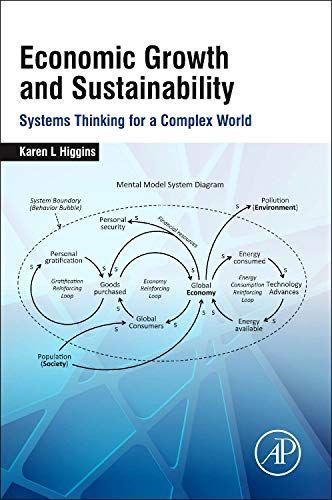 9780128022047: Economic Growth and Sustainability: Systems Thinking for a Complex World