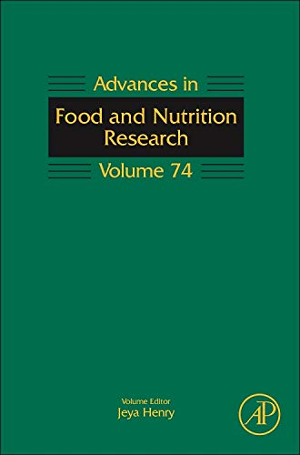 9780128022269: Advances in Food and Nutrition Research, Volume 74