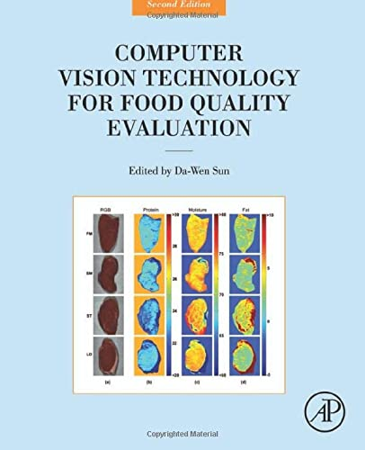 9780128022320: Computer Vision Technology for Food Quality Evaluation, Second Edition
