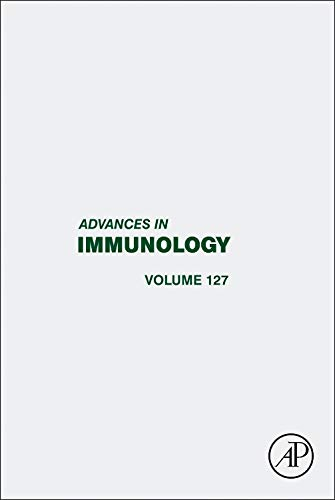 9780128022450: Advances in Immunology, Volume 127