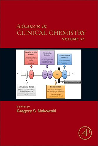 9780128022566: Advances in Clinical Chemistry, Volume 71