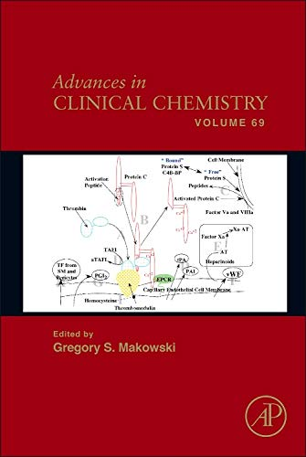 9780128022658: Advances in Clinical Chemistry, Volume 69