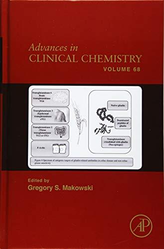 Advances in Clinical Chemistry: Makowski, Gregory (EDT)