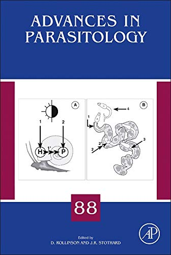 9780128022689: Advances in Parasitology, Volume 88
