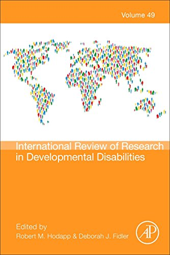 9780128022917: International Review of Research in Developmental Disabilities: 48