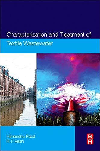 9780128023266: Characterization and Treatment of Textile Wastewater