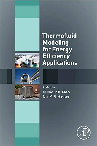 9780128023976: Thermofluid Modeling for Energy Efficiency Applications