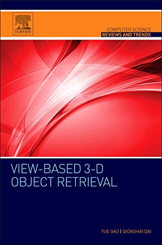 9780128024195: View-based 3-D Object Retrieval (Computer Science Reviews and Trends)