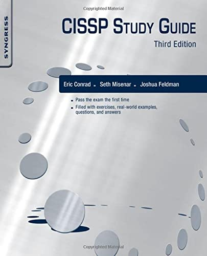 9780128024379: CISSP Study Guide, Third Edition